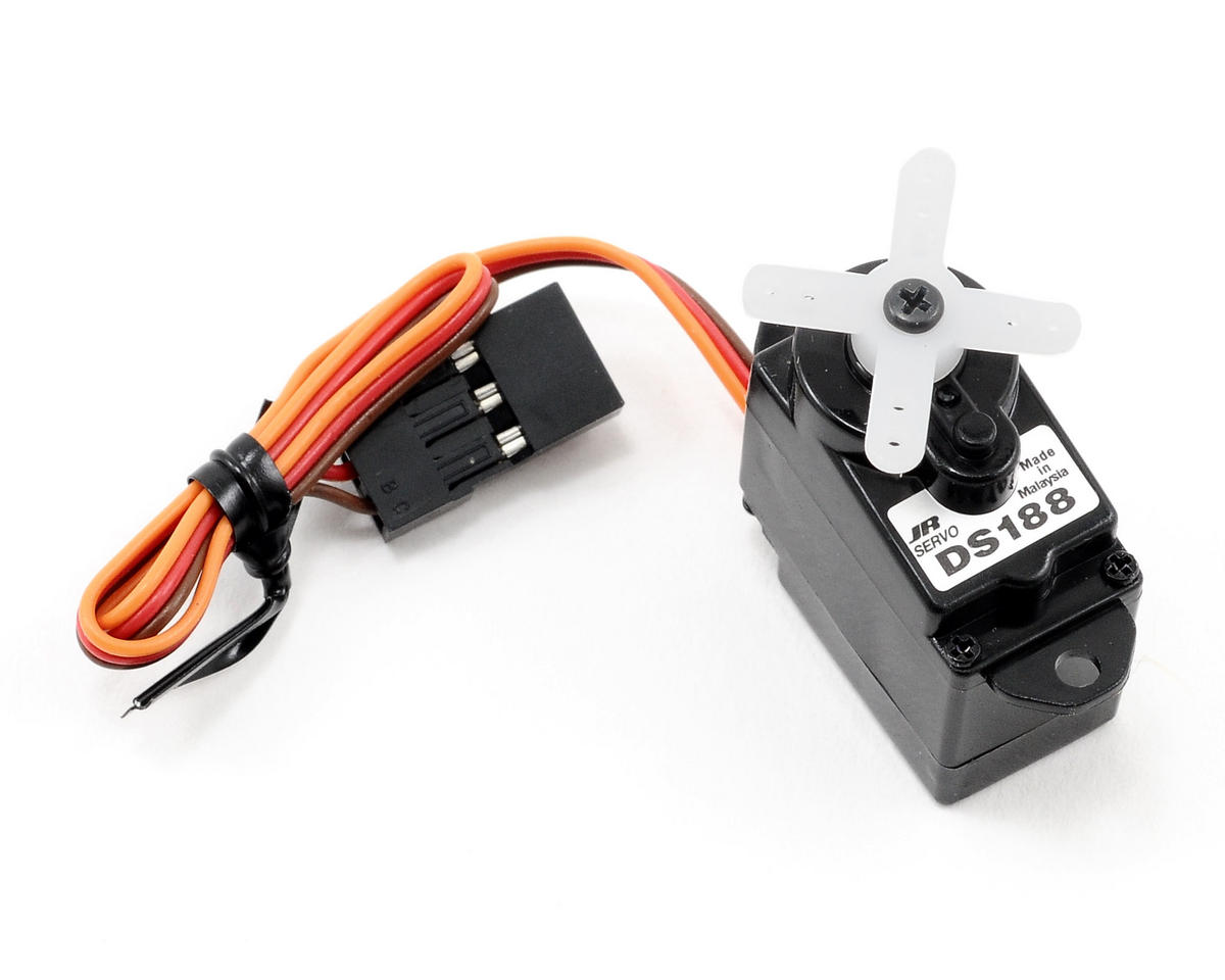 JR DS188 Digital Super Hi-Speed Servo