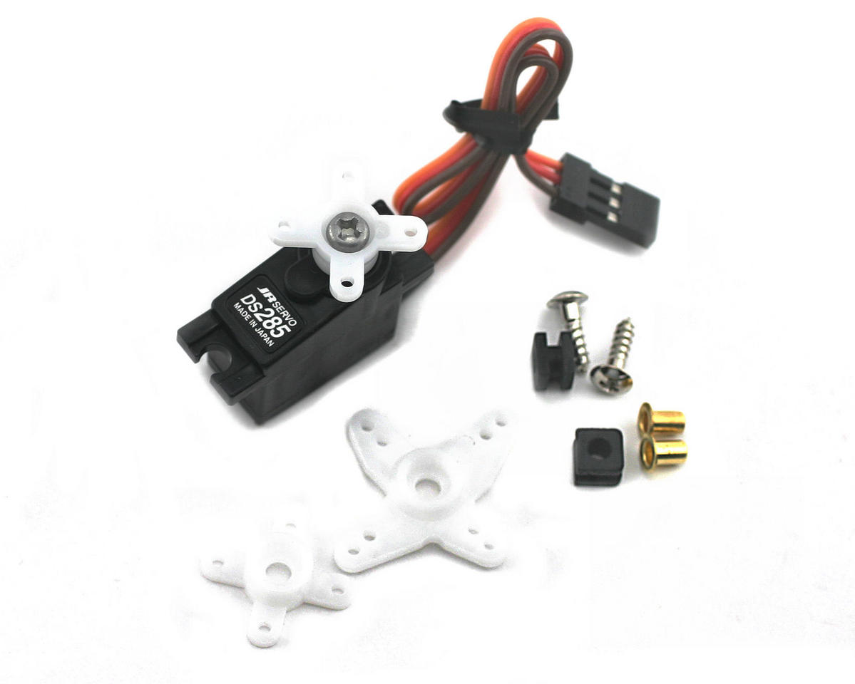 JR DS285 Digital Hi-Speed Sub-Micro Servo
