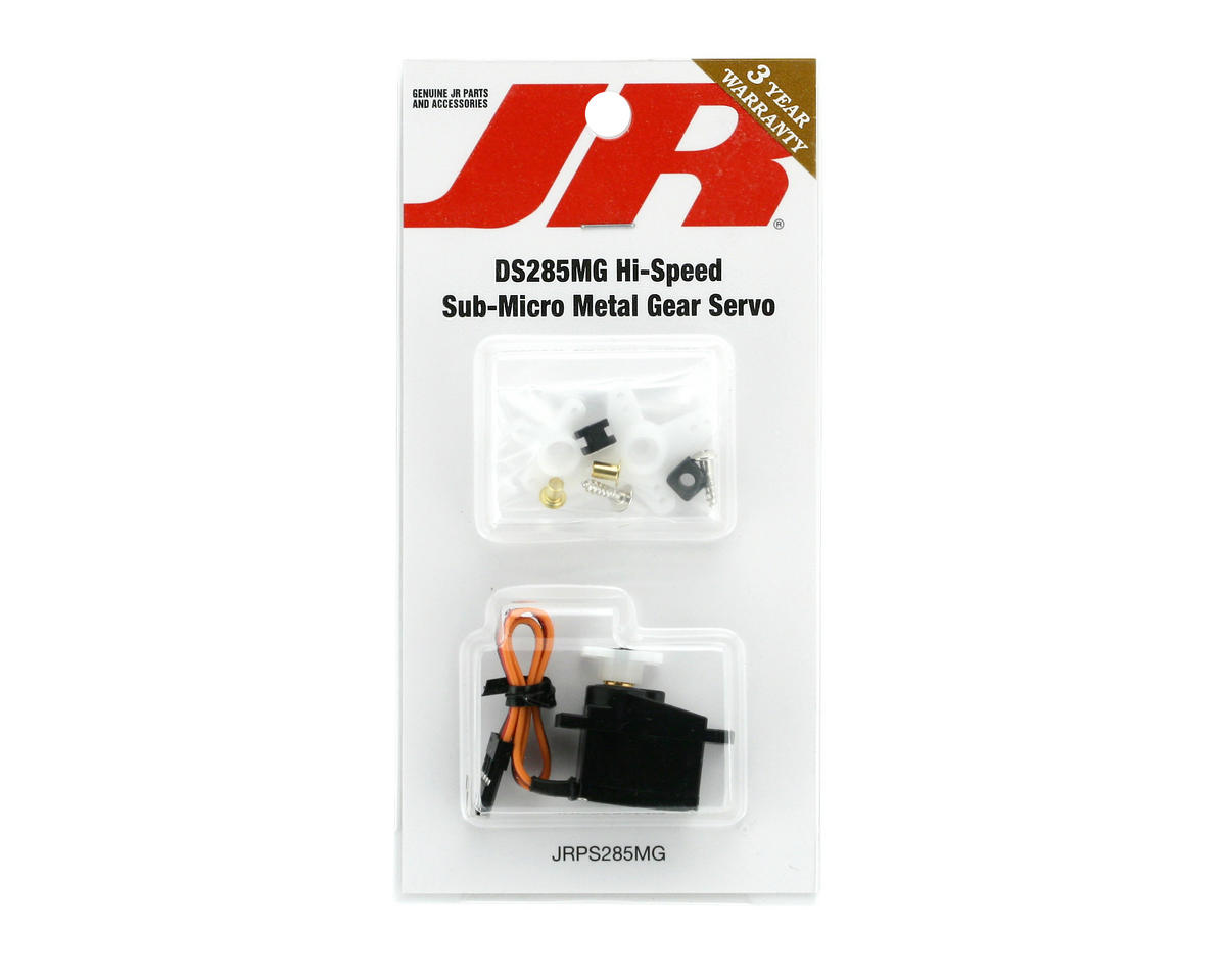 JR DS285MG Digital Hi-Speed Sub-Micro Metal Gear Servo
