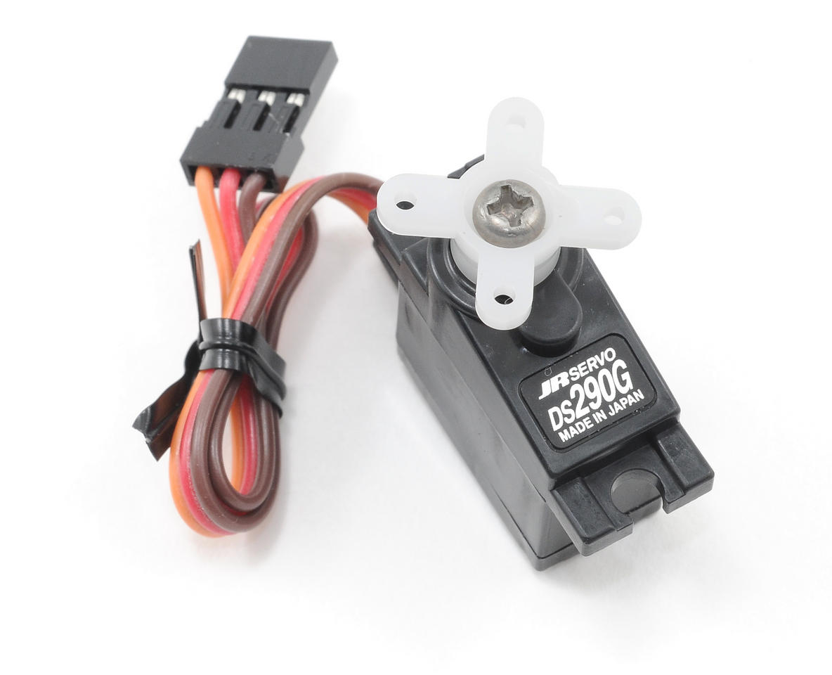 JR DS290G Digital Ultra Speed Sub-Micro Gyro Tail Servo