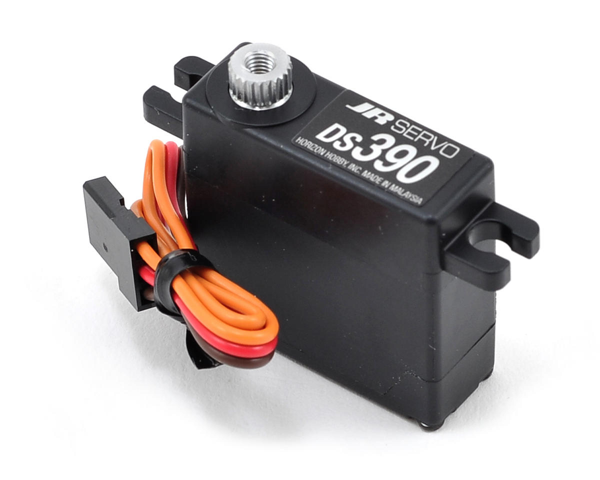 JR DS390 Digital Precision Micro Metal Gear Servo