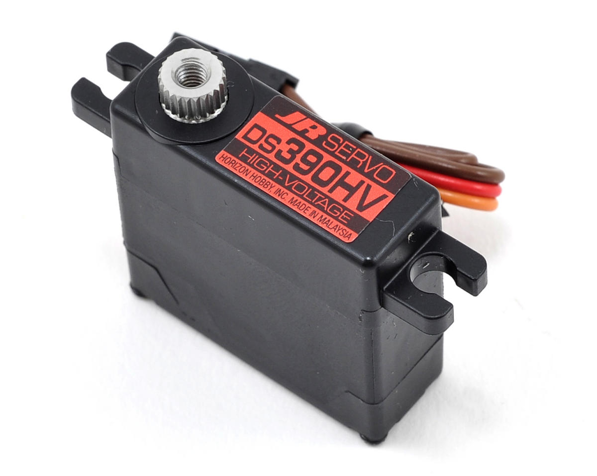 JR DS390HV Digital Precision Micro Metal Gear Servo