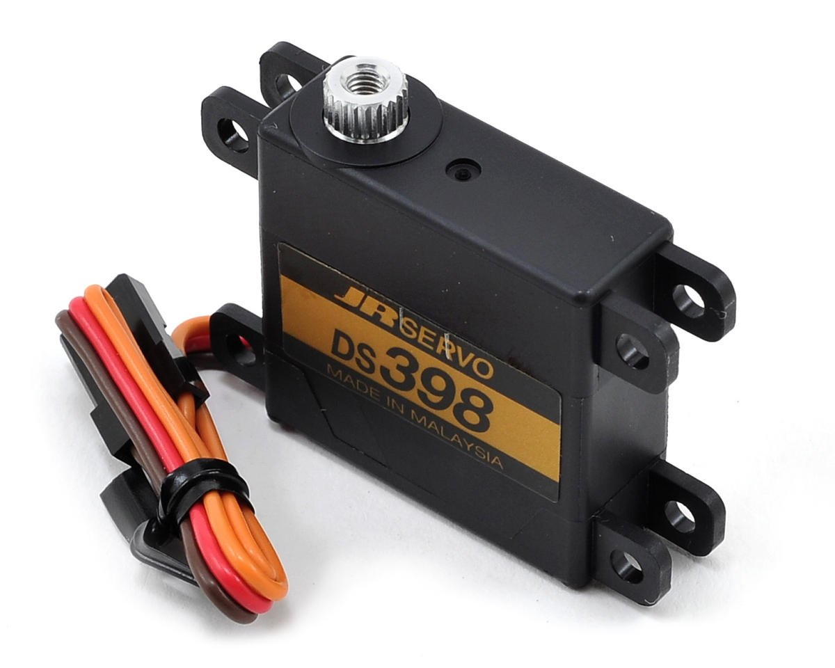 DS398 Digital Precision Micro Metal Gear Thin Wing Servo