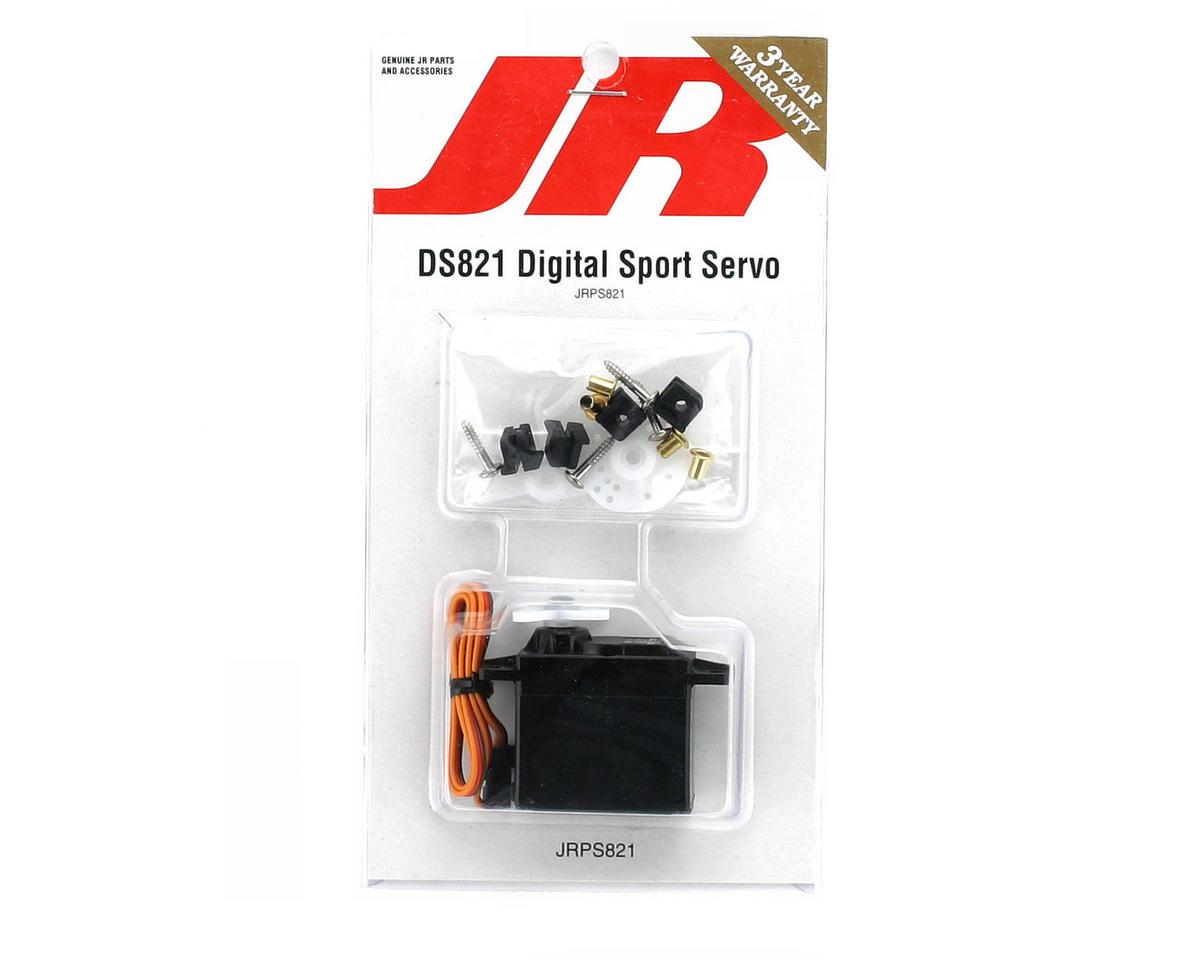 JR DS821 Digital Sport Hi-Torque Servo