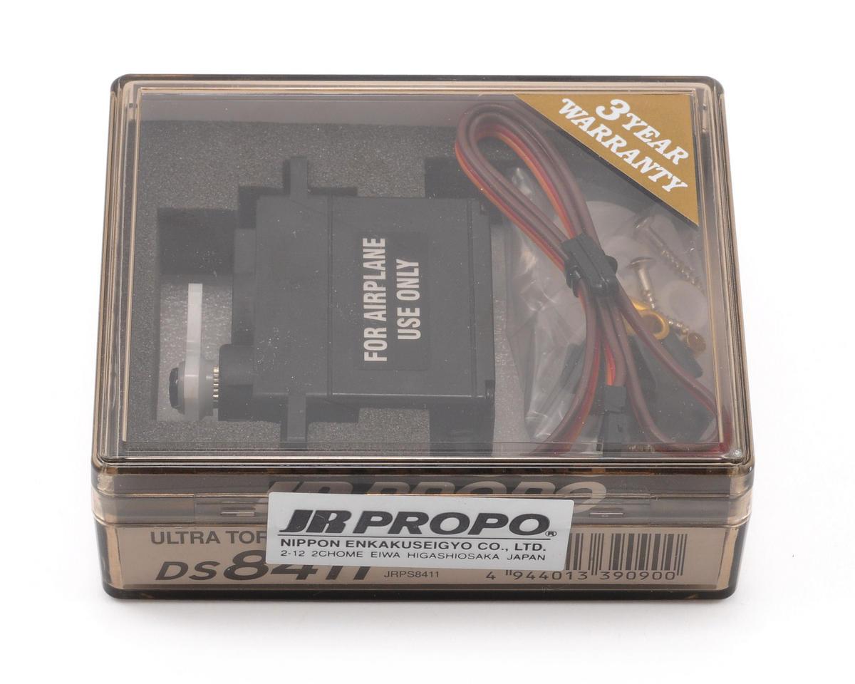 JR DS8411 Digital Ultra-Torque Metal Gear Servo