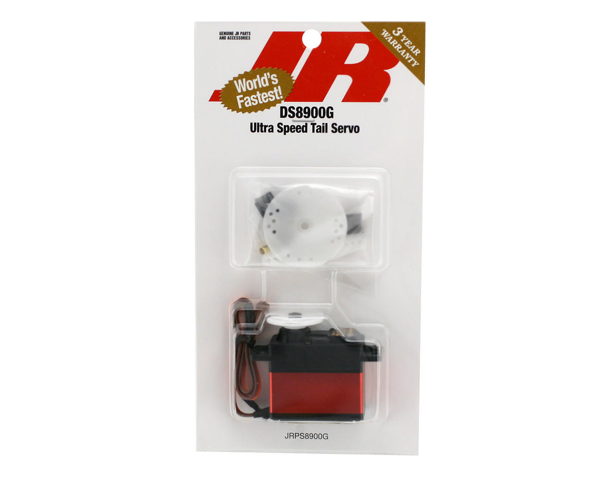 JR DS8900G Ultra-Speed Digital Gyro Servo (4.8V)