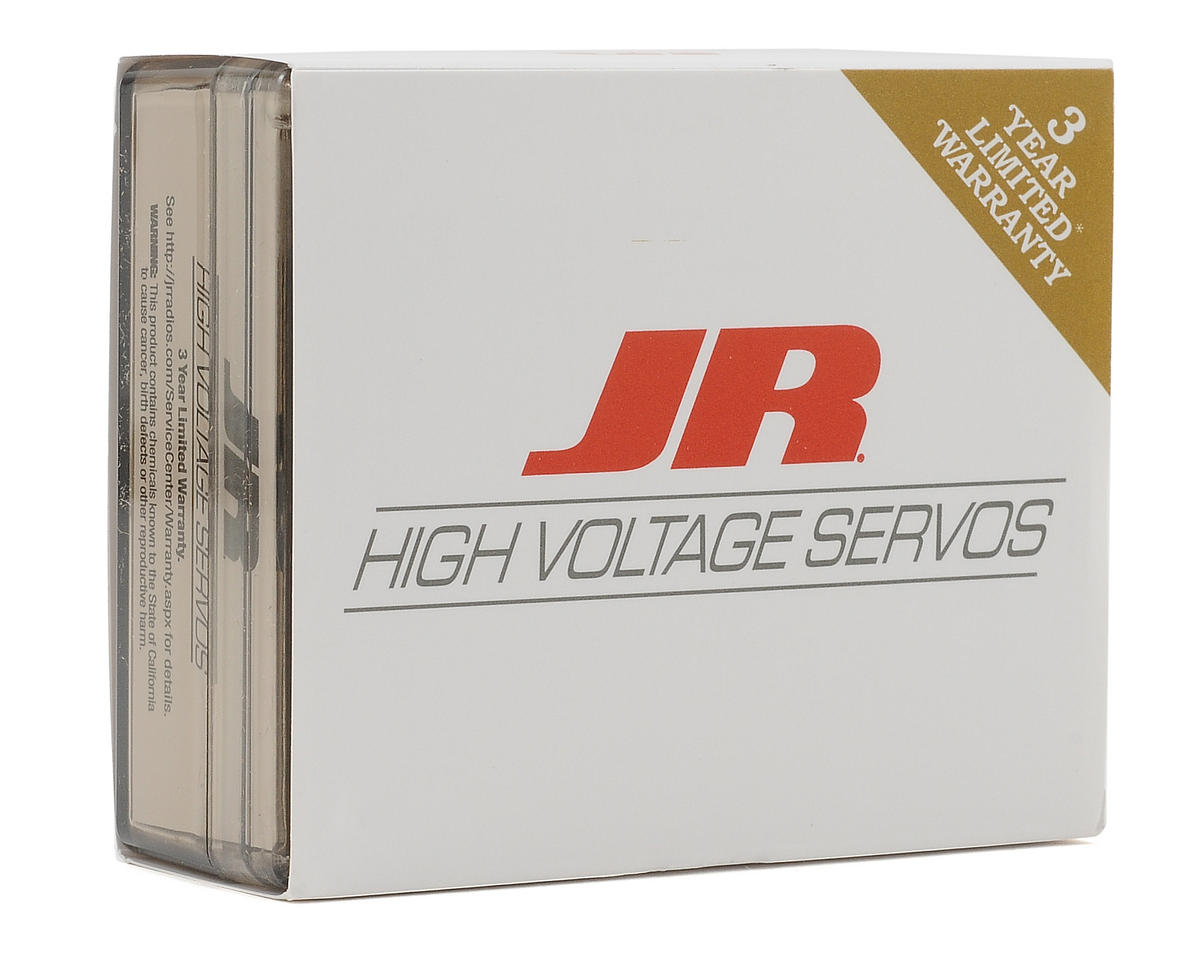 JR DS8917HV High Voltage Ultra Speed Cyclic Servo (Metal Gear)