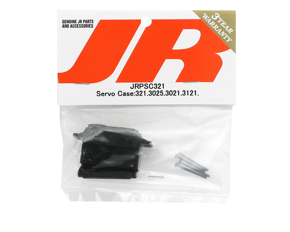 JR Servo Case: 321, 3025, 3021, 3121, 3421