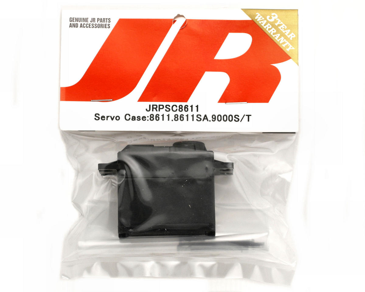 JR Servo Case: 8611,8611A,Z9000T