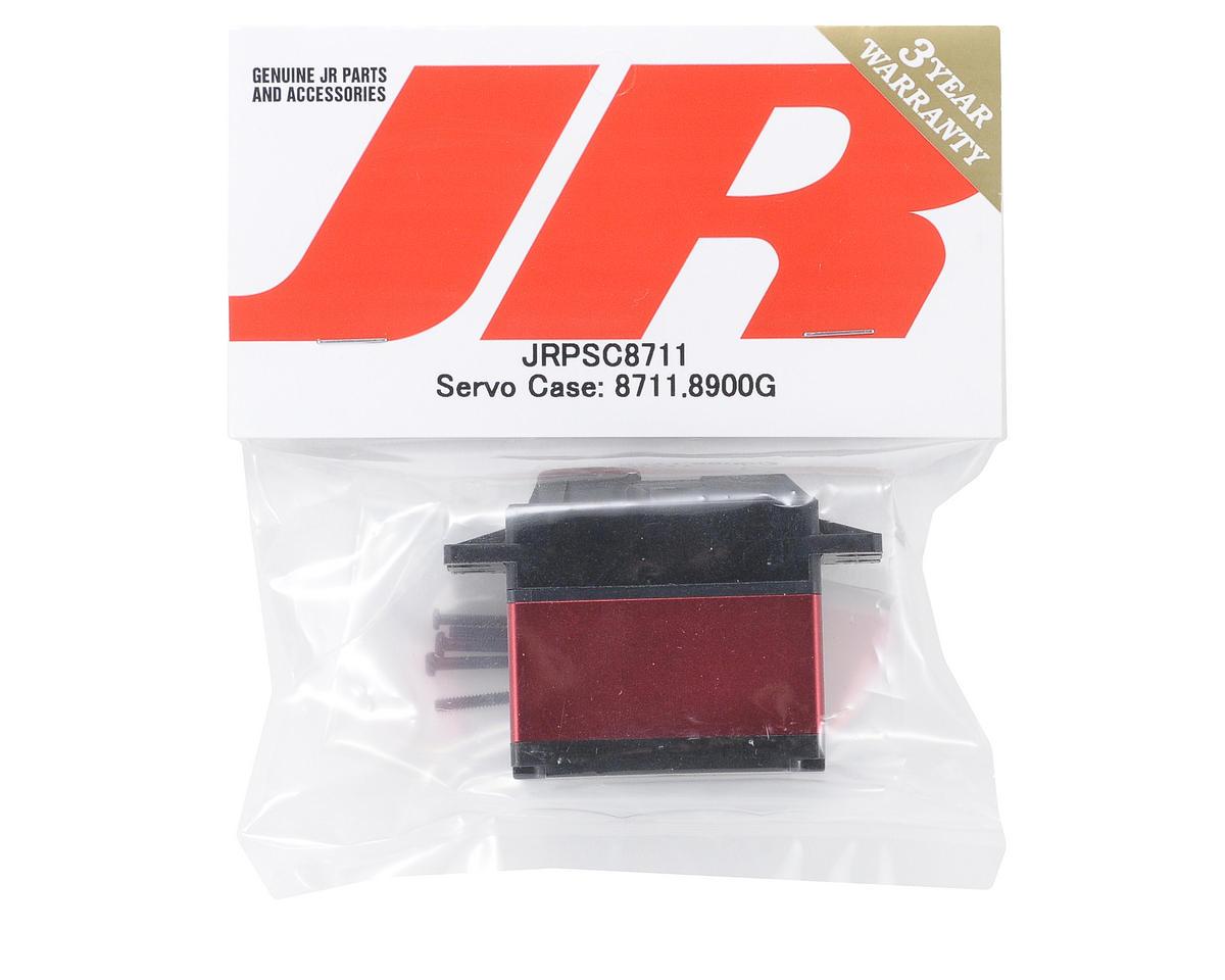 JR Servo Case: 8711, 8900G, 9100T