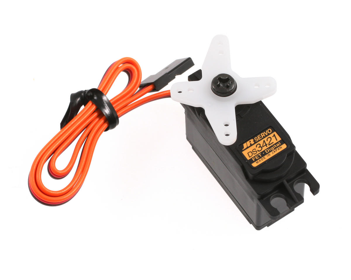 JR DS3421 Digital Mini Metal Gear Servo