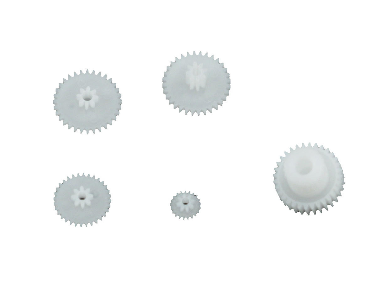 JR Replacement Servo Gear Set: S241/SA281/DS285
