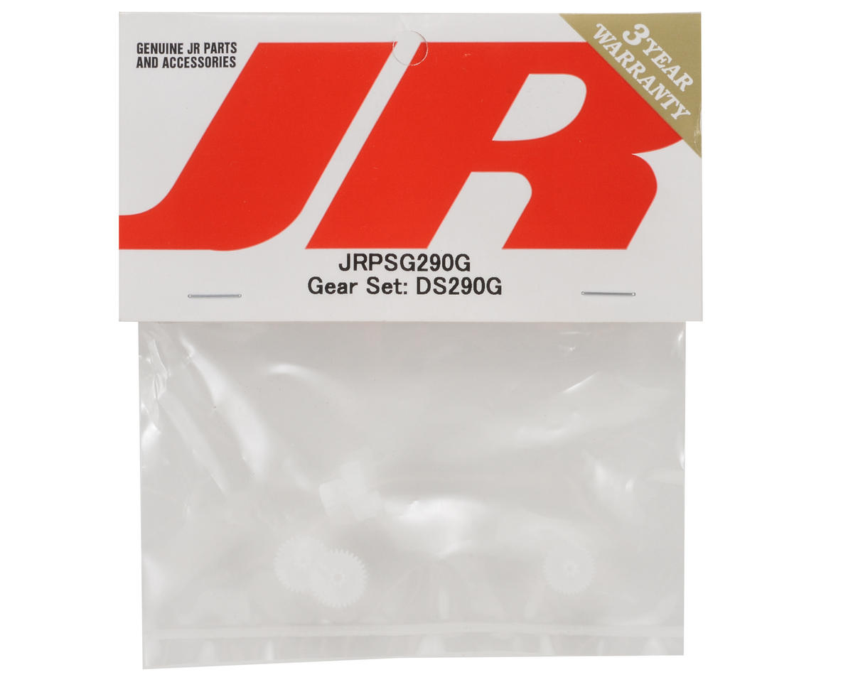 JR DS290G Gear Set
