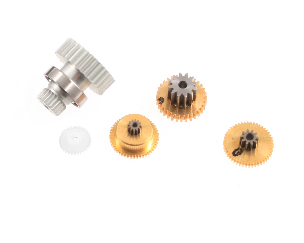 JR Alloy Servo Gear Set (DS3421)