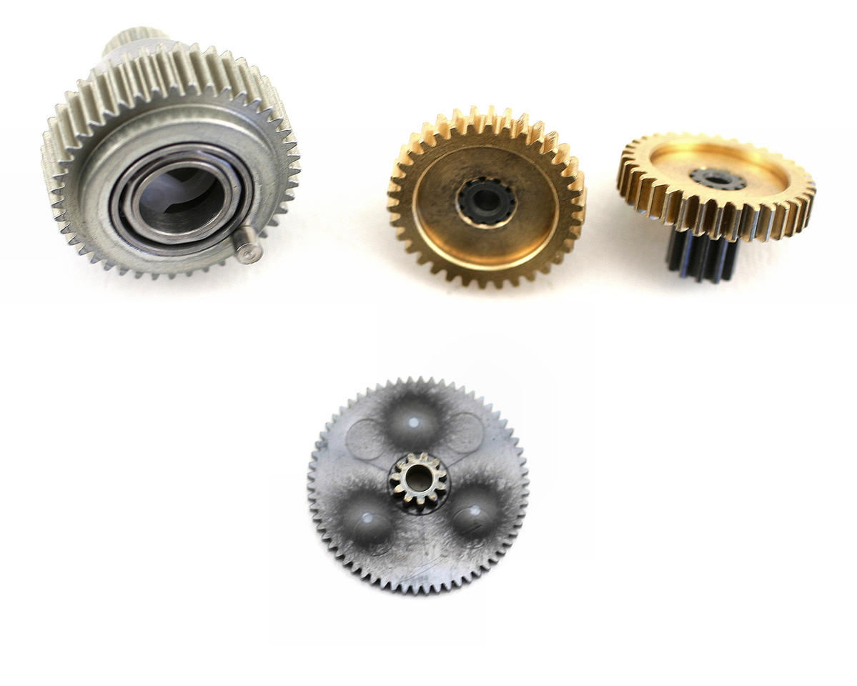Replacement Metal Servo Gear Set for Z8611, Z8611A and Z9000T