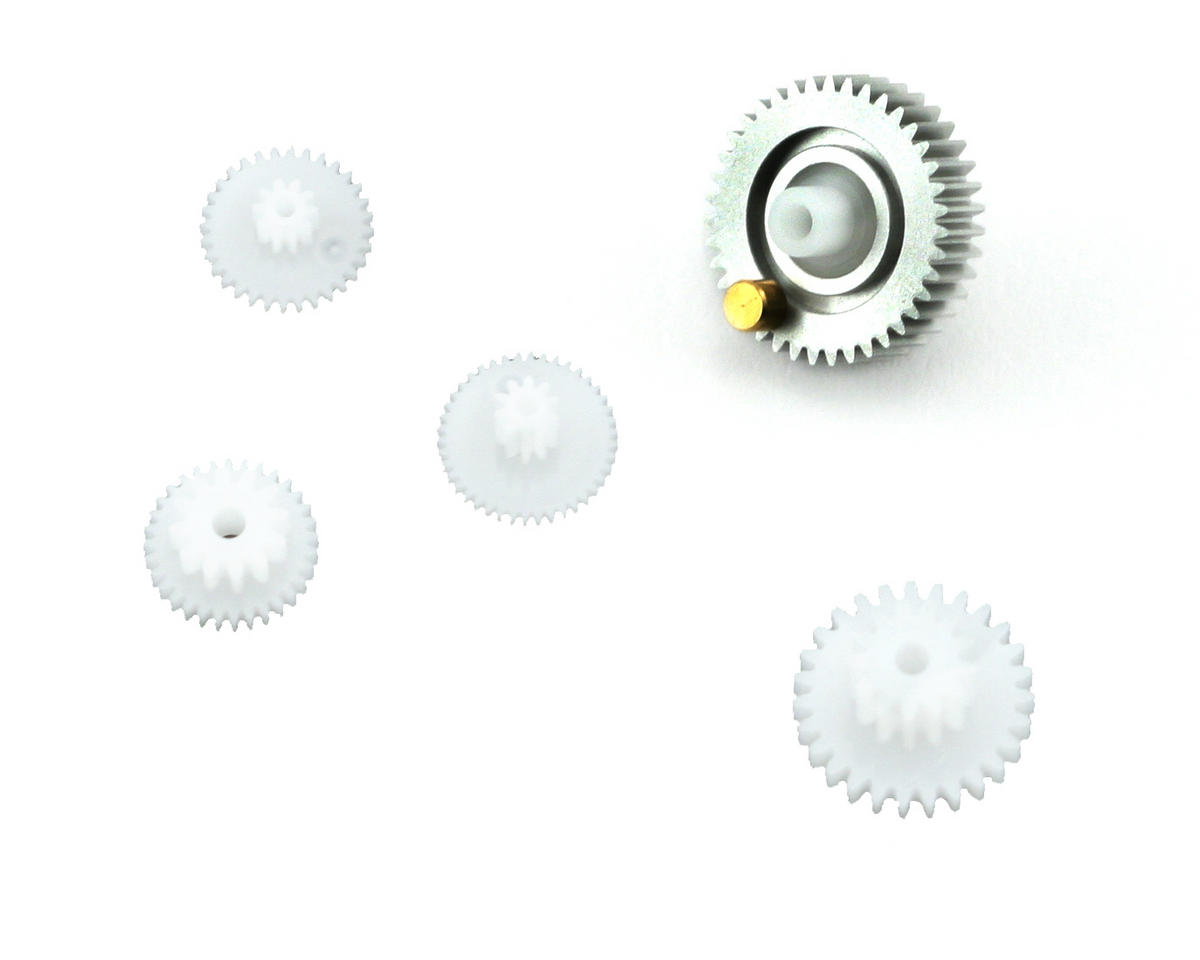 JR Replacement Servo Gear Set: 9411SA