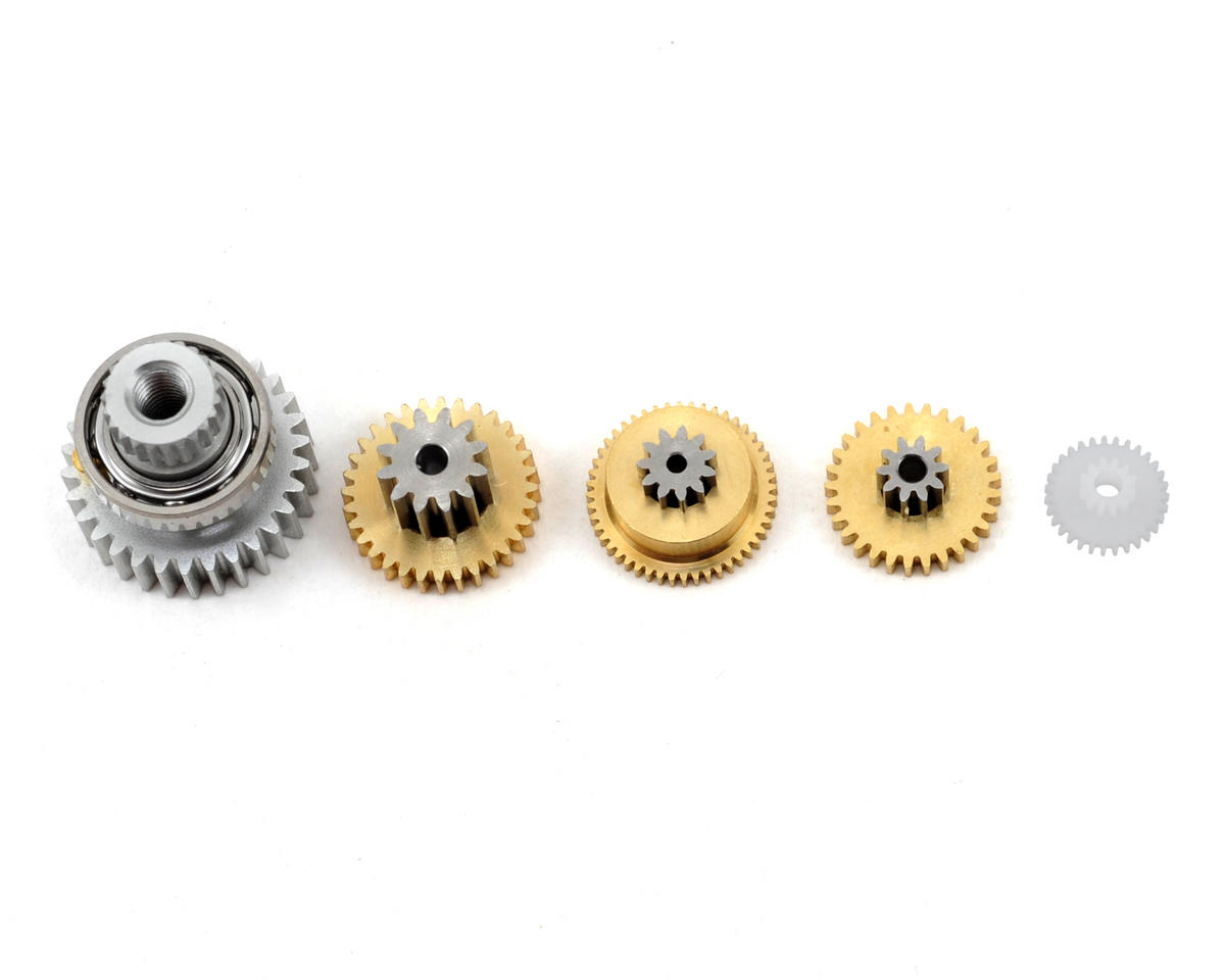 Metal Servo Gear Set (Z3650/3517) by JR