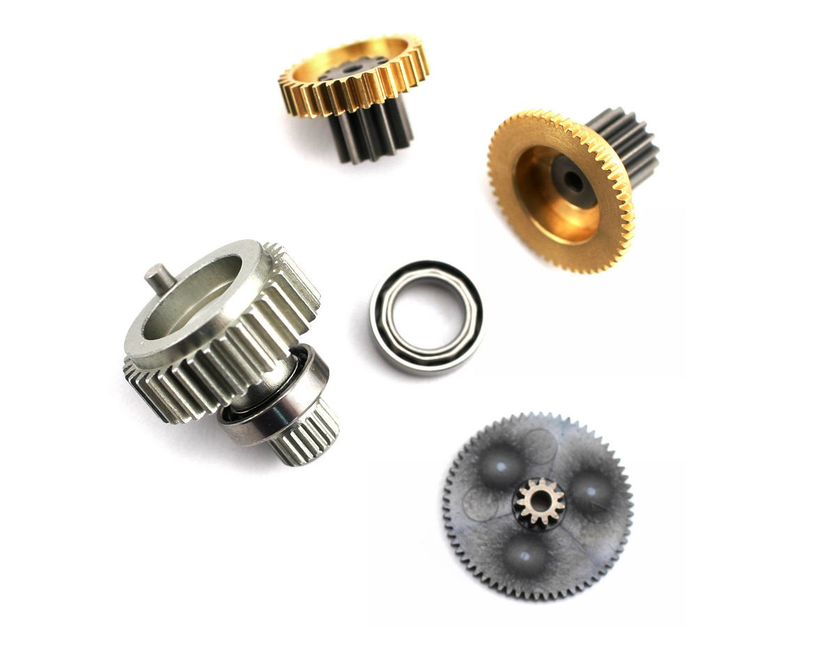Replacement Metal Servo Gear Set (8717/Z9000S/Z9100S)