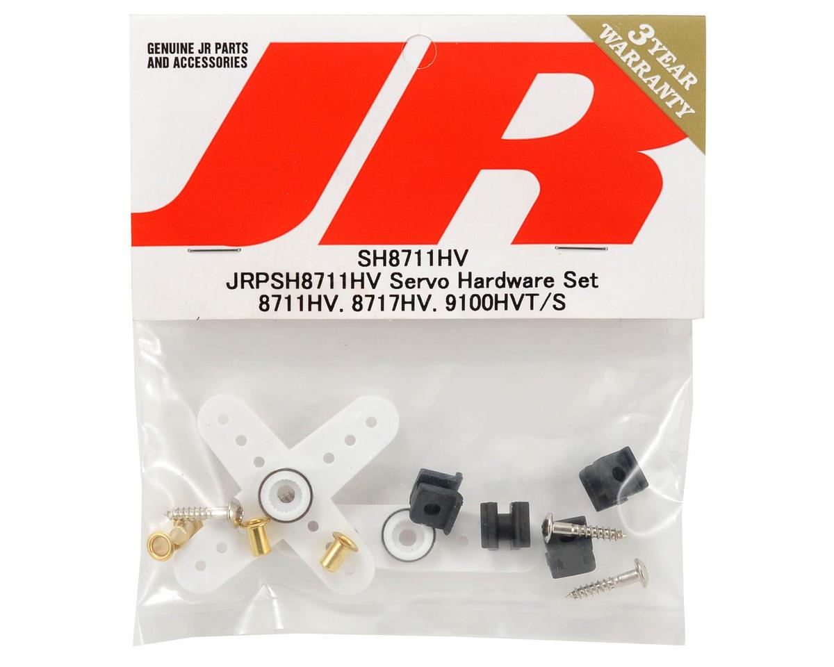 JR Servo Hardware Set (8711HV, 8717HV, 9100HVT/S)