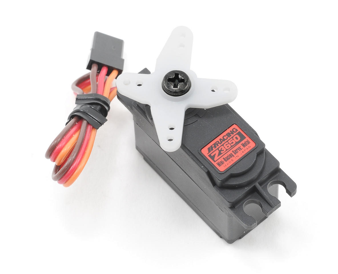 JR Z3650 Digital High Speed Metal Gear Mini Race Servo