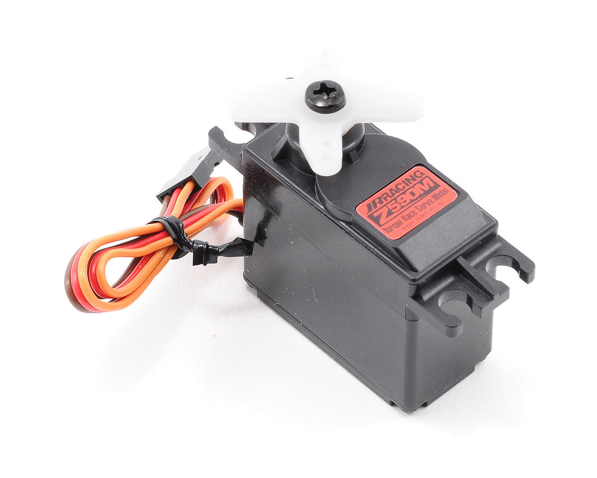 JR Z590M Torque Race Metal Gear Servo