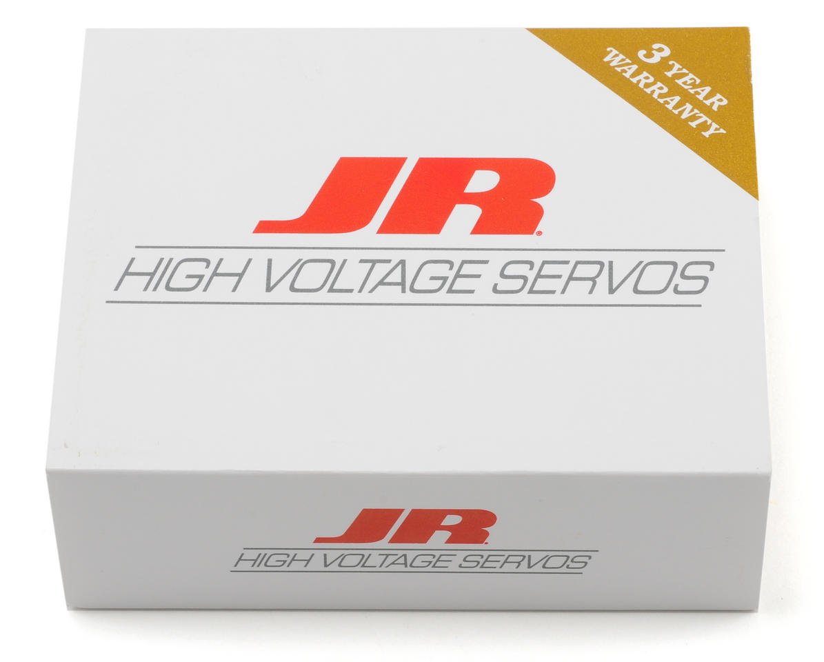 JR Z9100HVS High Voltage Ultra Speed Servo (Metal Gear)