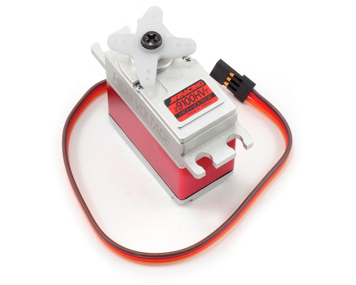 JR Z9100HVT High Voltage Ultra Torque Servo (Metal Gear)