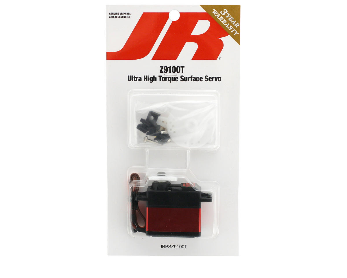 JR Z9100T Digital Ultra Hi-Torque Surface Servo (Metal Gear)