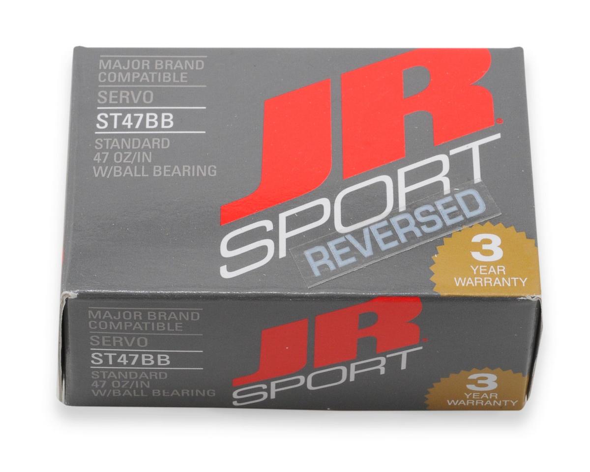 JR Sport ST47BB Standard Ball Bearing Servo