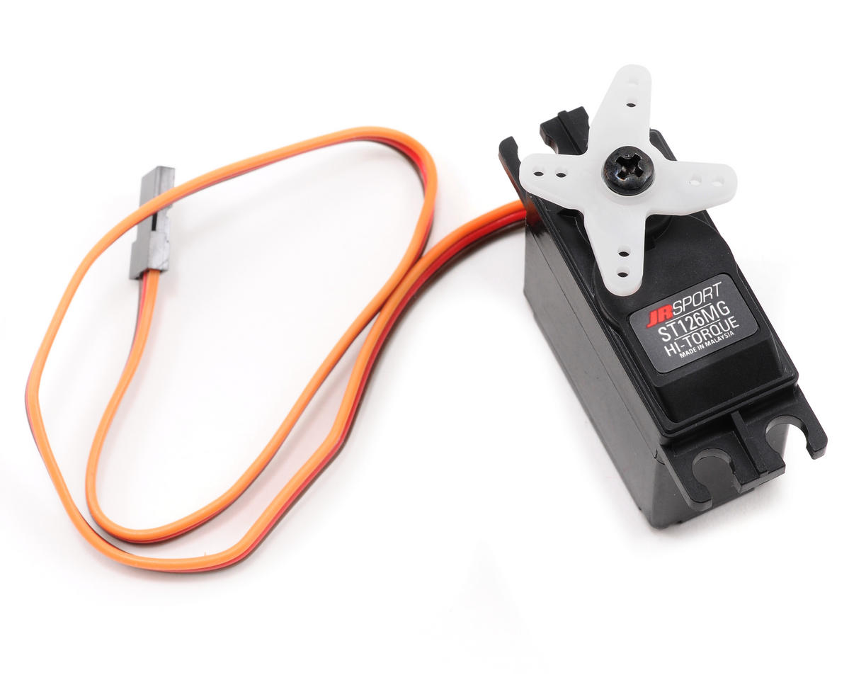JR Sport ST126MG High Torque Servo