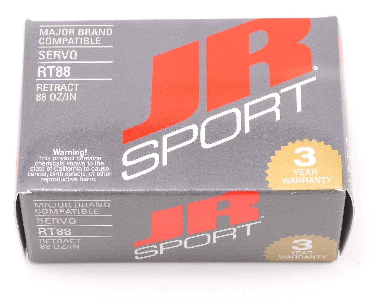 JR Sport RT88 Retract Servo