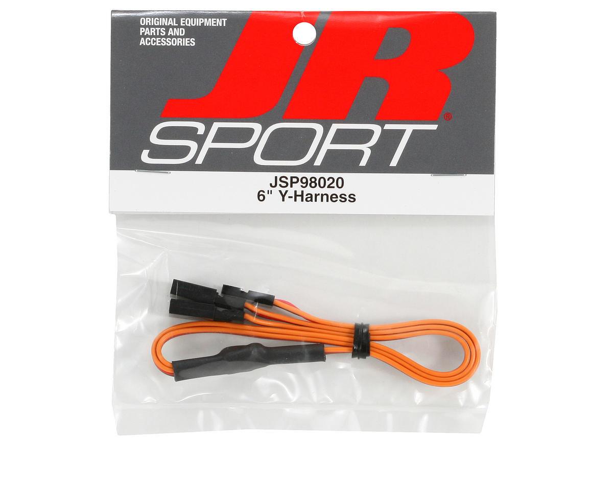 """JR Sport 6"""" Y-Harness"""