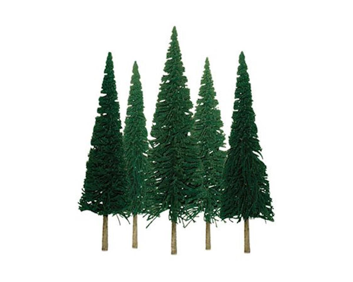 "JTT Scenery Super Scenic Tree, Pine 1-2"" (55)"