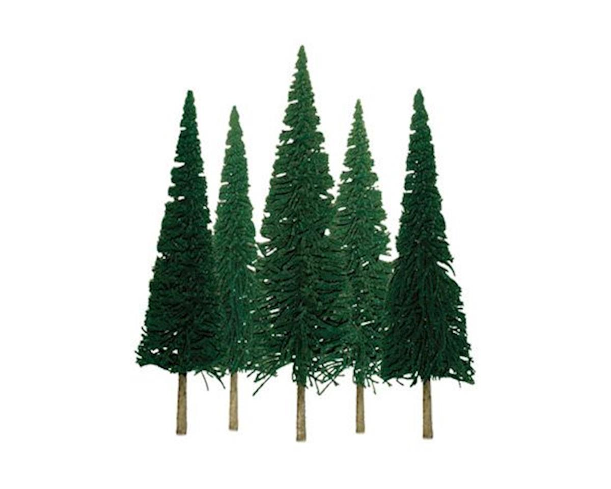 "JTT Scenery Super Scenic Tree, Pine 6-10"" (12)"