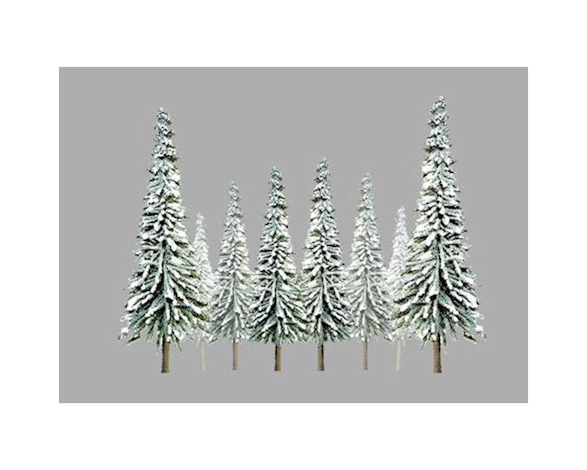 "JTT Scenery Super Scenic Tree, Snow Pine 1-2"" (55)"