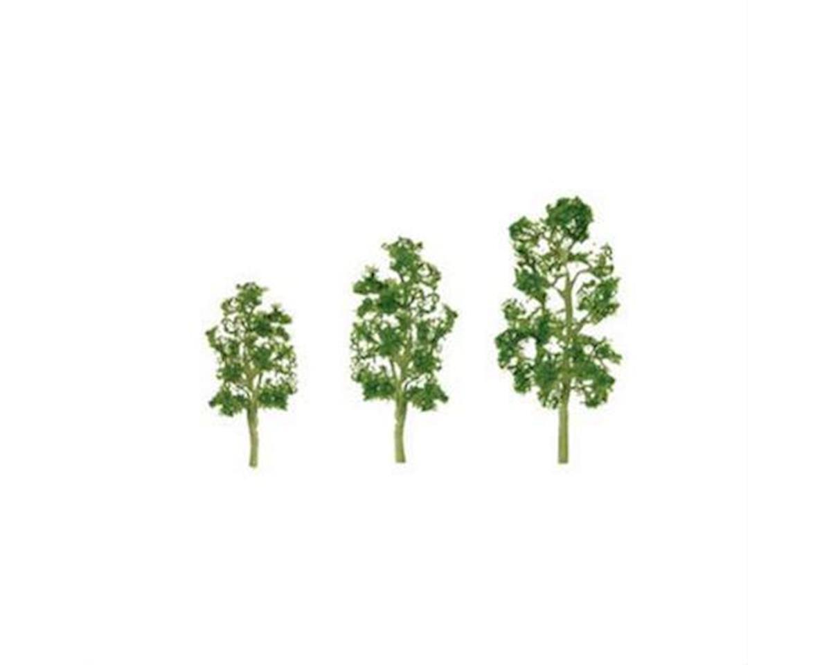 "JTT Scenery Premium Tree, Aspen 6"" (1)"
