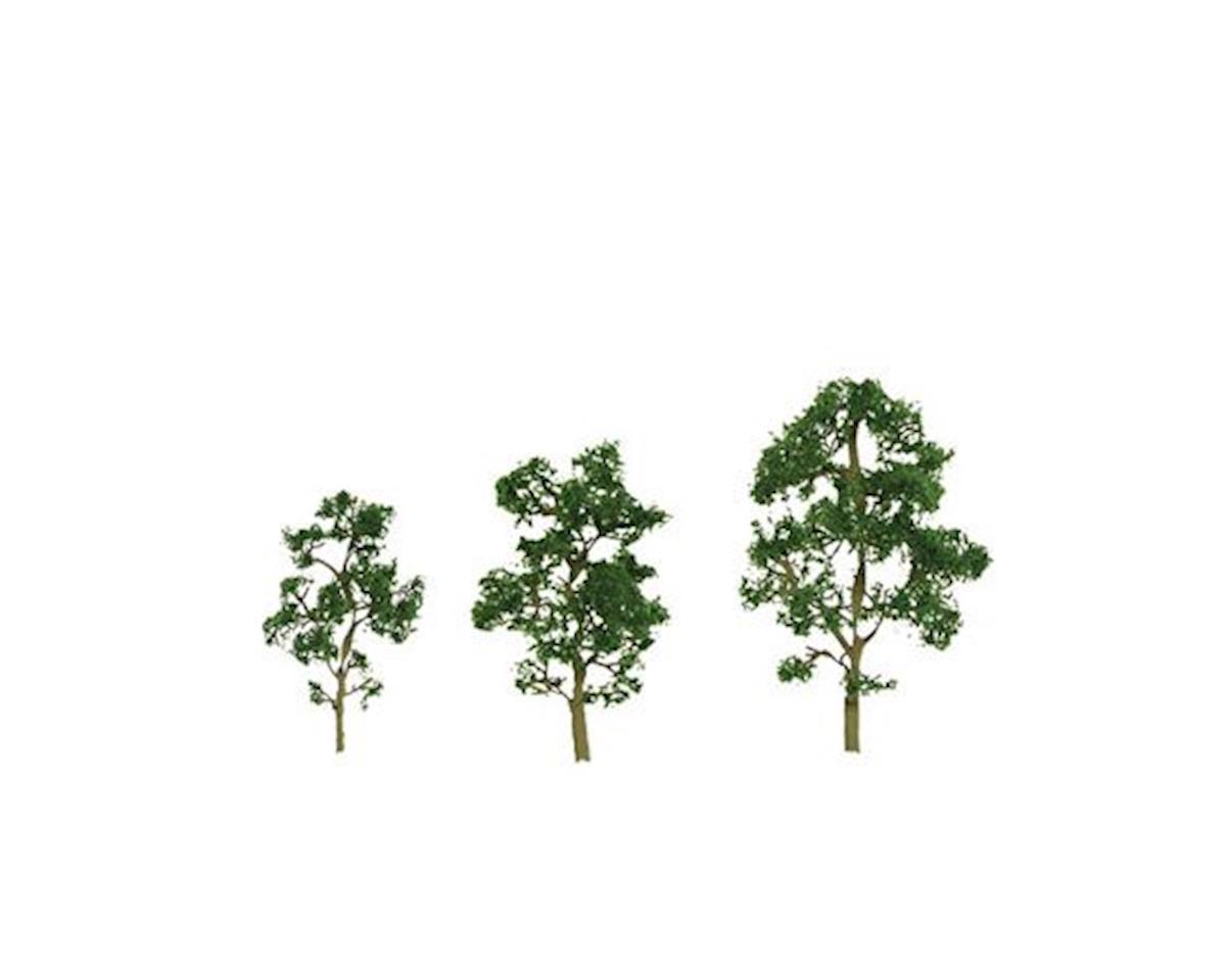 "JTT Scenery Premium Tree, Maple 3.5-4"" (2)"