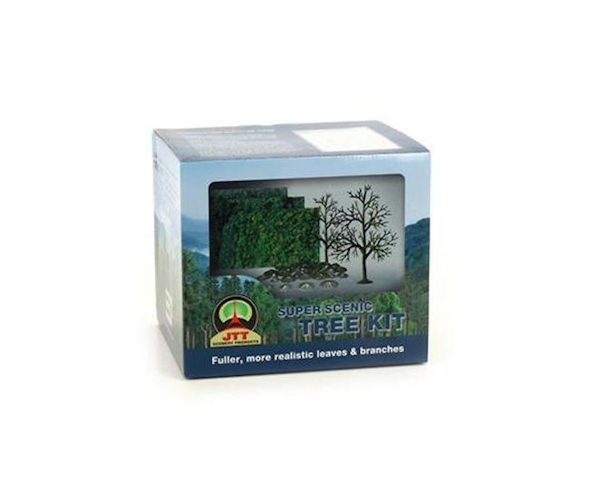 "JTT Scenery Super Scenic Tree Kit, Deciduous 6"" (6)"
