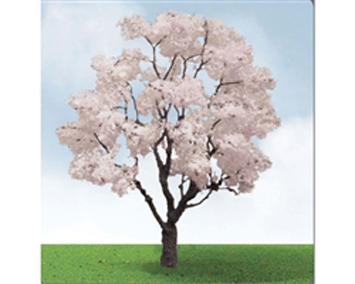 "JTT Scenery Pro-Elite Tree, Cherry Blossm 3-3.5"" (2)"
