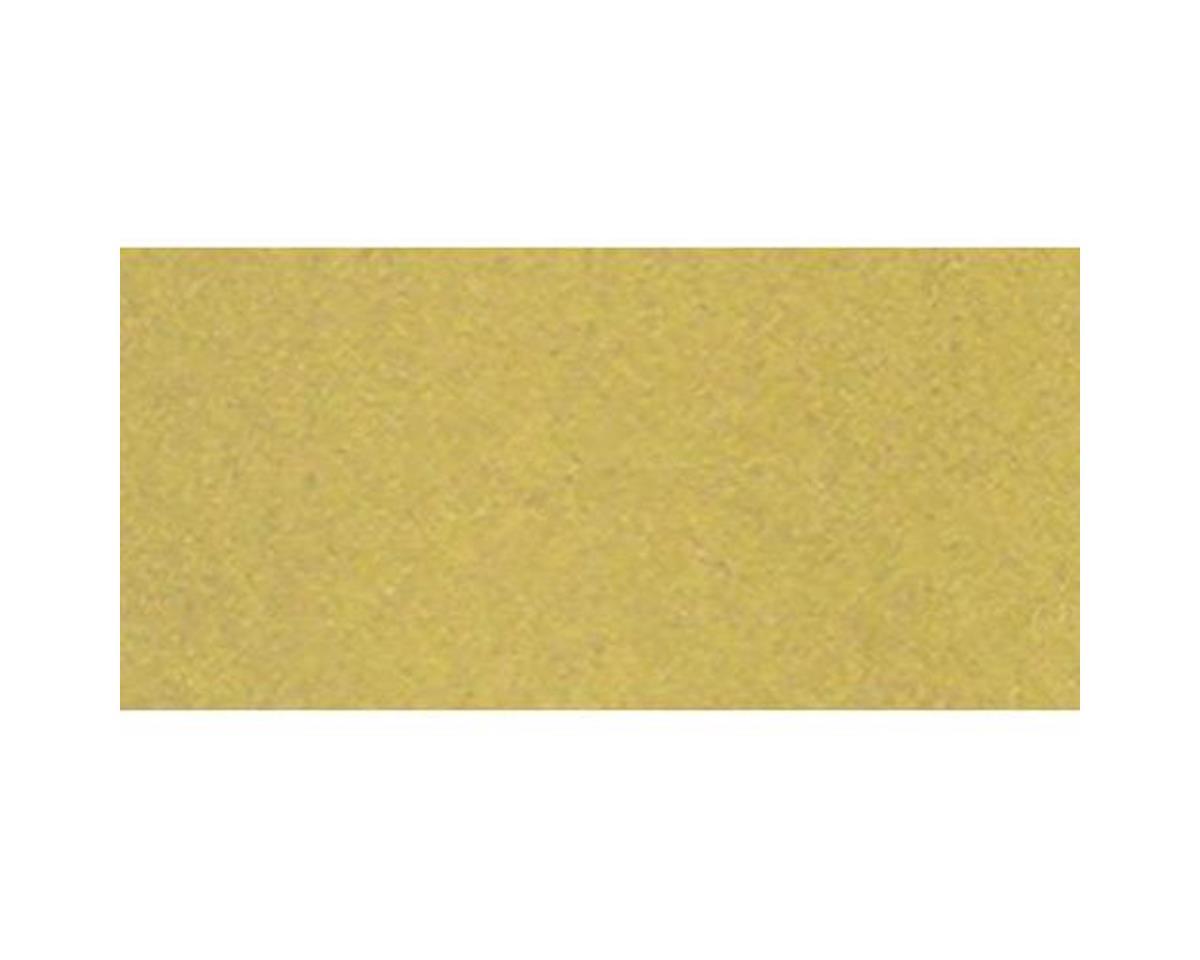 JTT Scenery Fine Ground Cover Turf, Yellow Straw