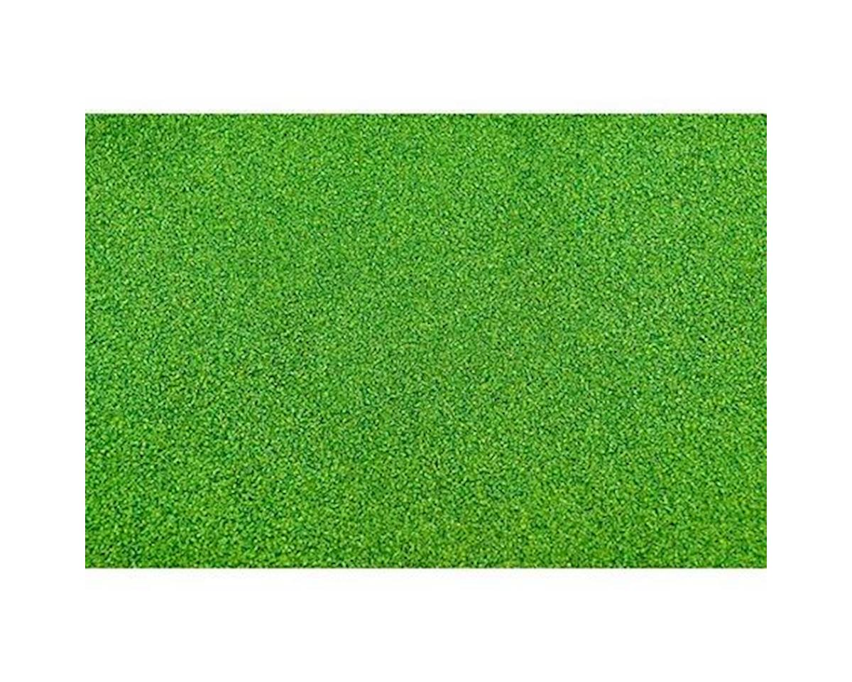 "JTT Scenery 50"" x 100"" Grass Mat, Light Green"