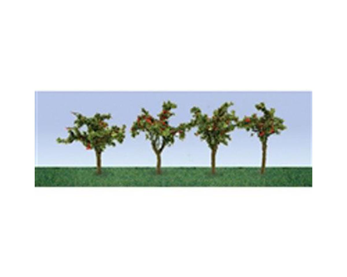 "JTT Scenery Apple Saplings, 1-3/8"" (12)"