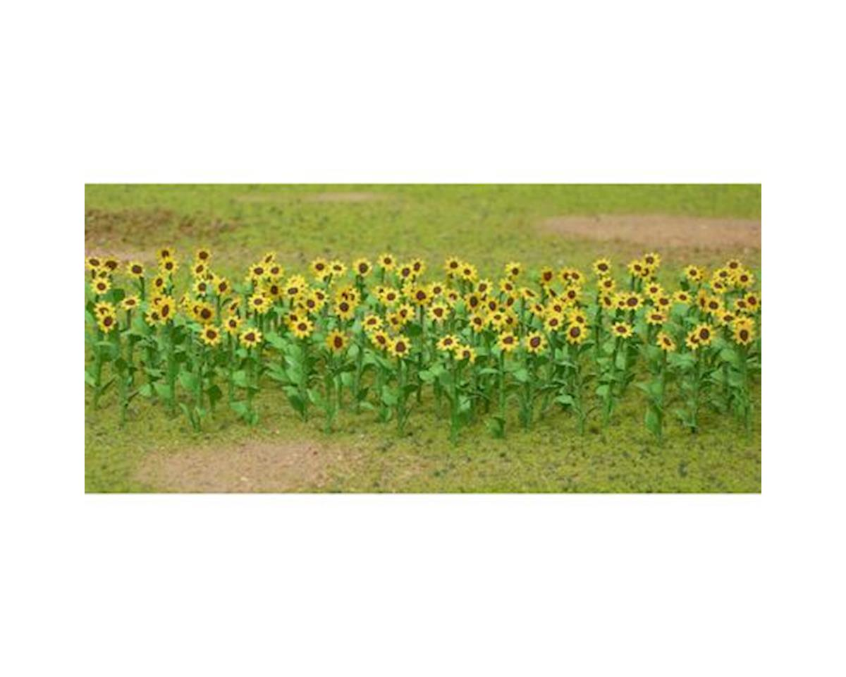 "JTT Scenery Sunflowers, 2"" (16)"