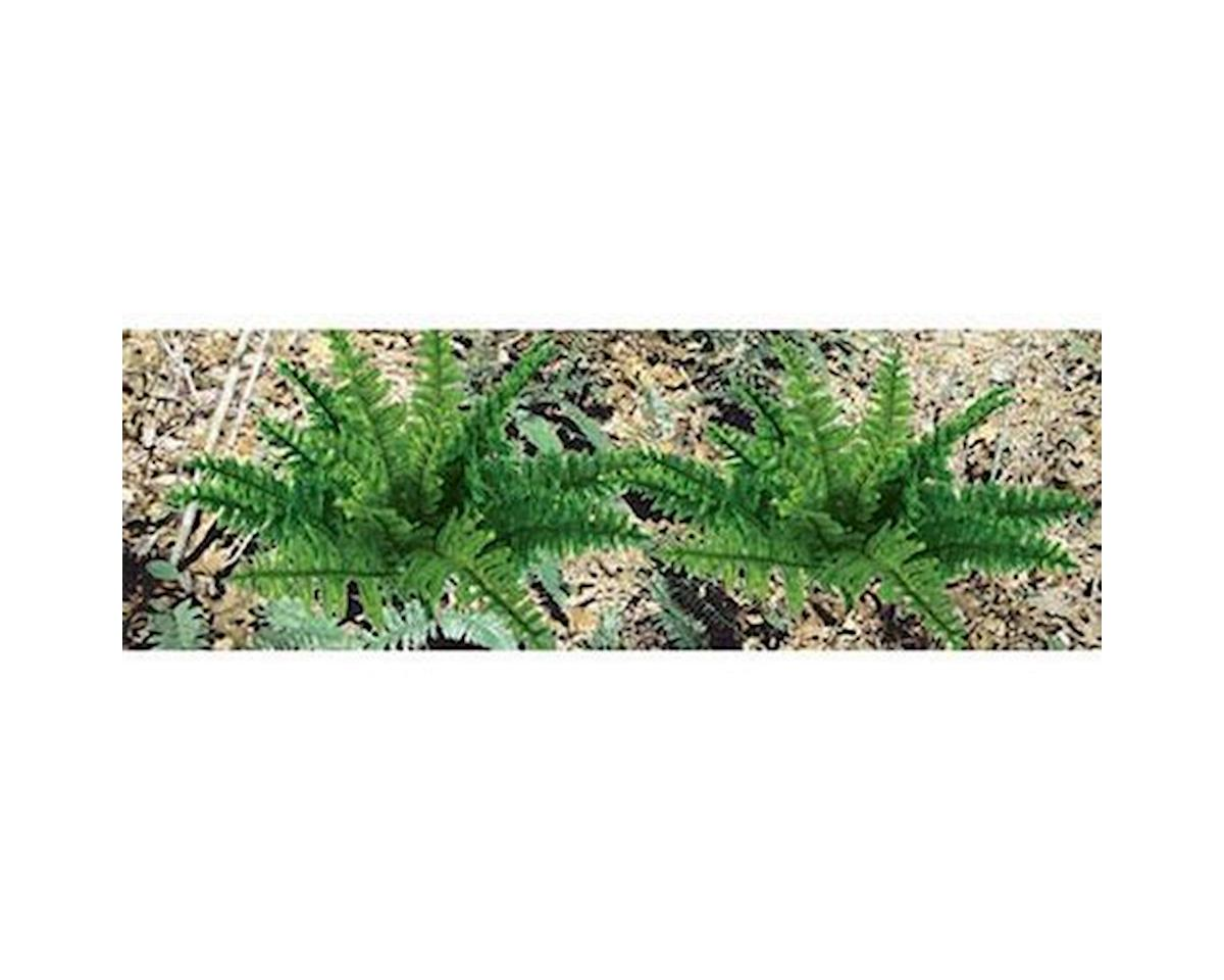 "JTT Scenery HO Ferns, 5/8"" wide (12)"
