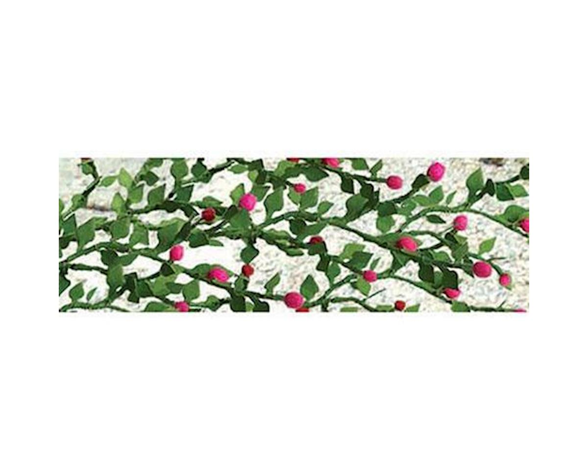 "JTT Scenery O Rose Vines, 2.5"" long (6)"