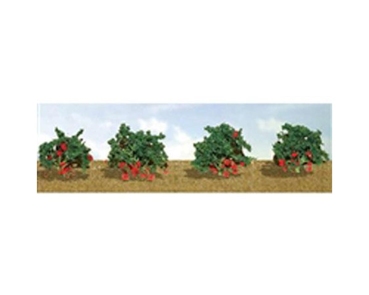 "JTT Scenery Strawberry Plants, 3/4"" (8)"