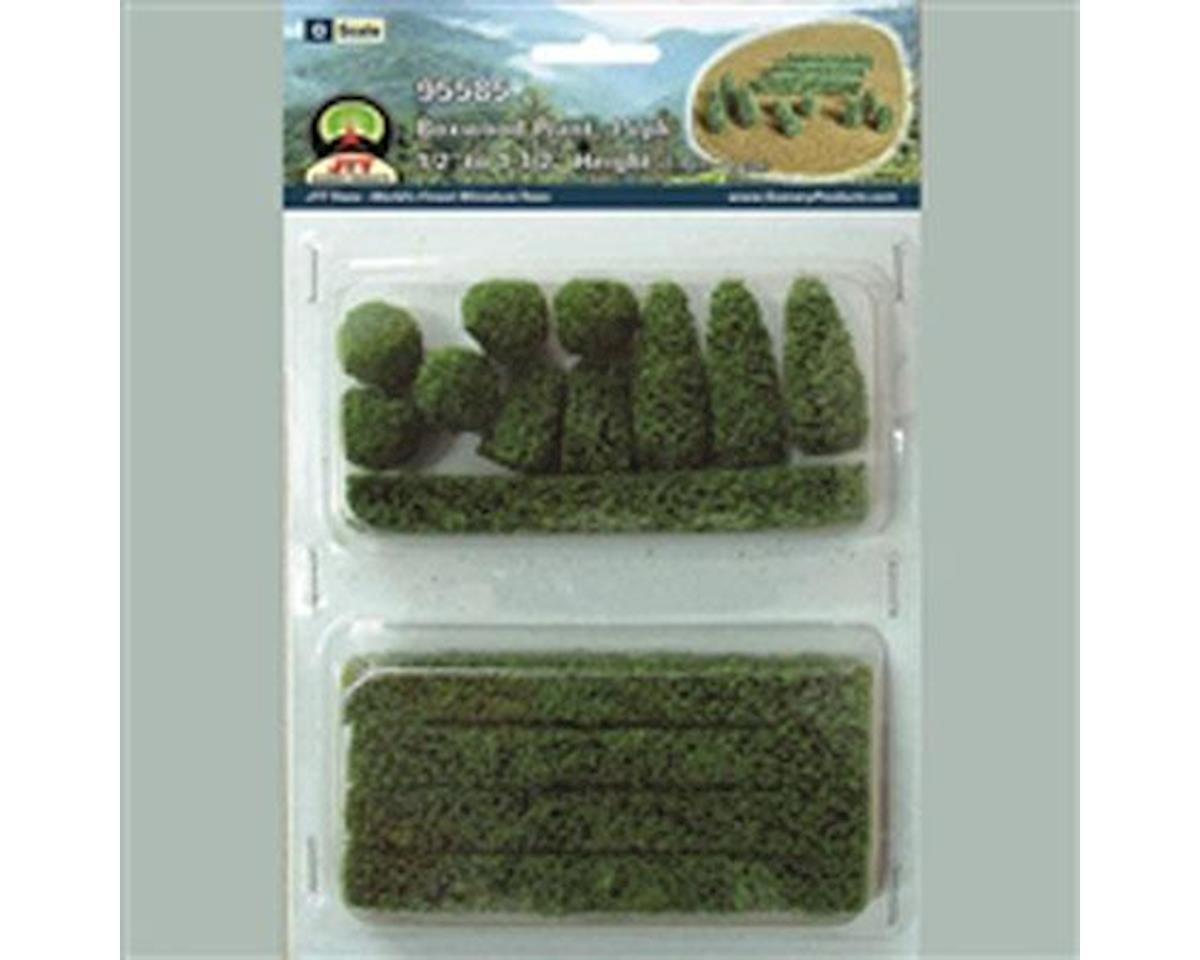 JTT Scenery Boxwood Plants, Large (20)
