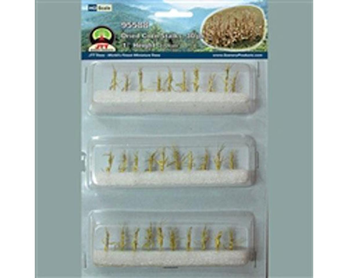"""JTT Scenery Dried Corn Stalks, 3/4-1"""" (30)"""