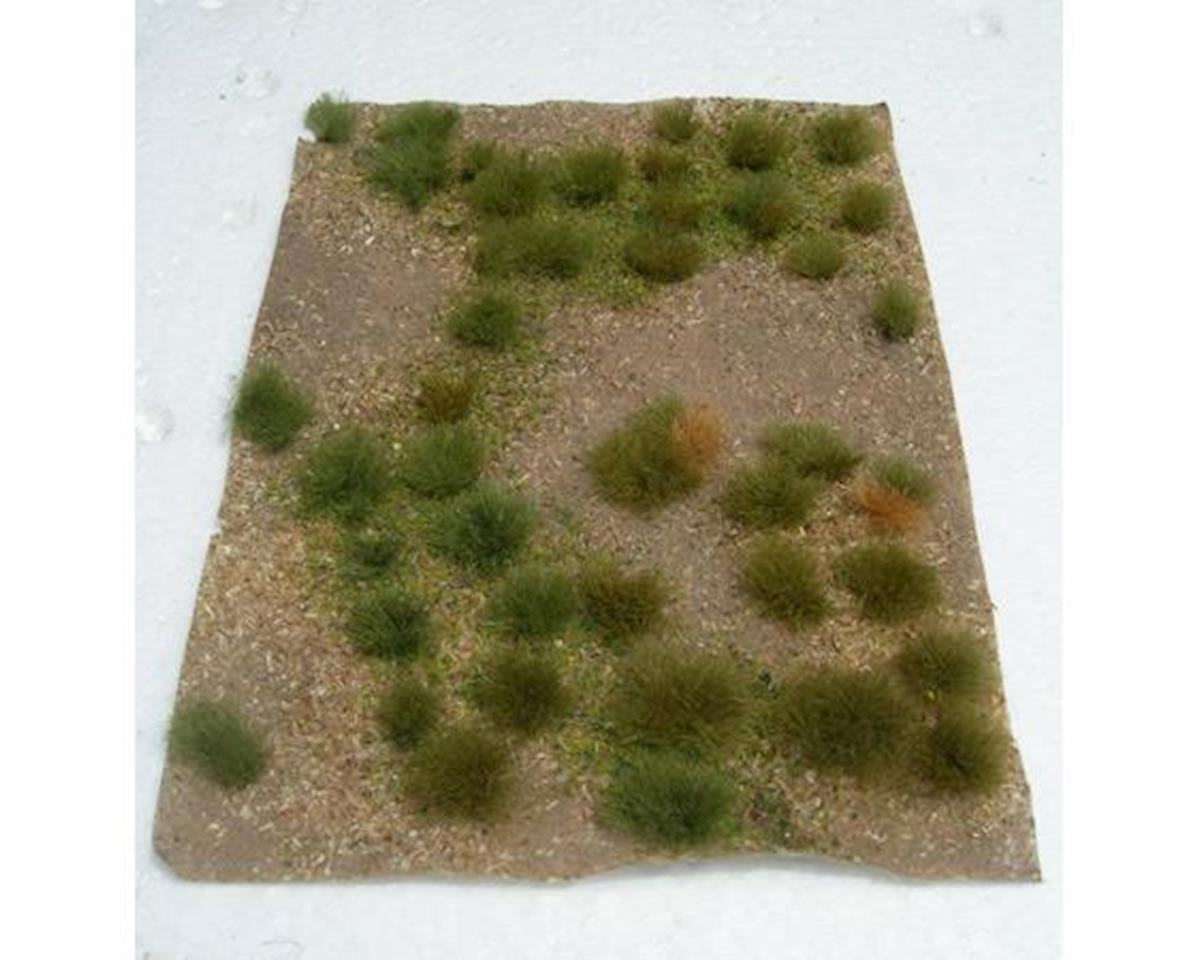 """JTT Scenery Landscaping Details, Wild Grassland 5x7"""" Sheet"""