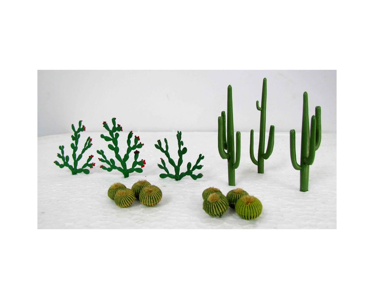 "JTT Scenery Cactus, 1/4""-2-1/2"" (20)"